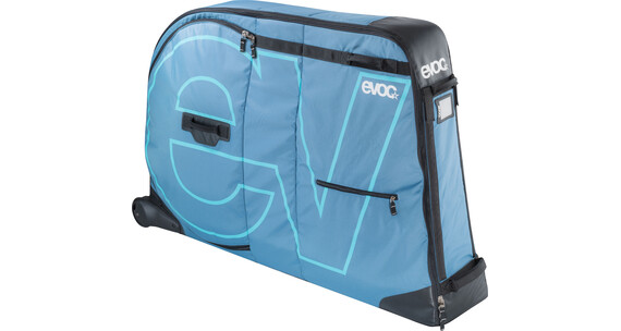 Evoc Bike Travel Bag Transportväska 280 L blå